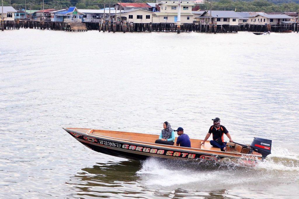 汶莱的交通工具-游客指南