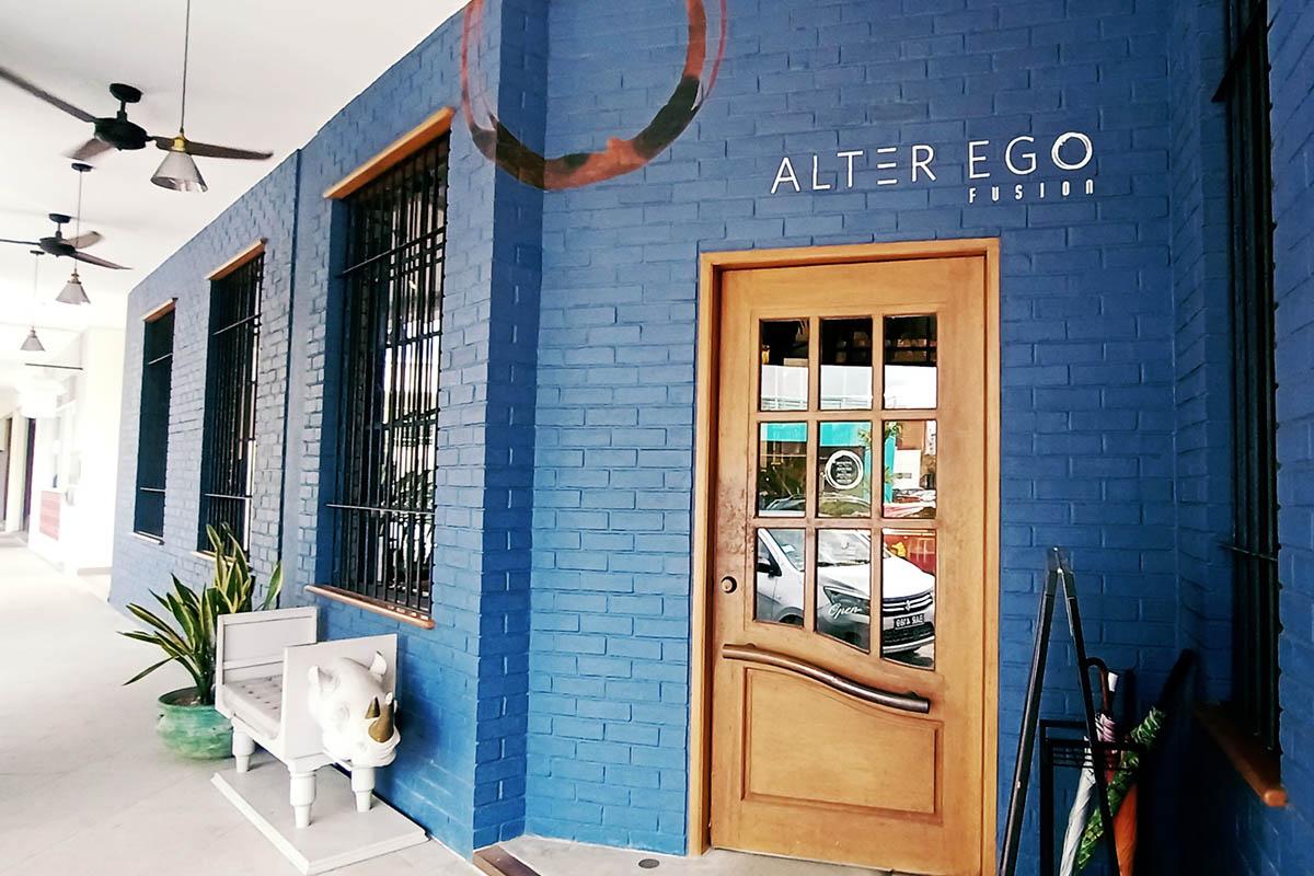 Alter Ego - Brunei Cafe