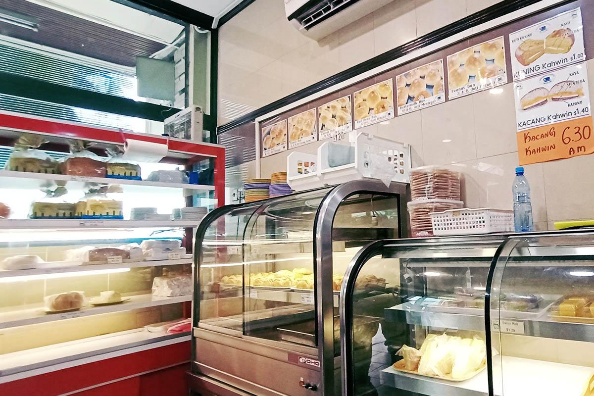 Jing Chew - Brunei cafe