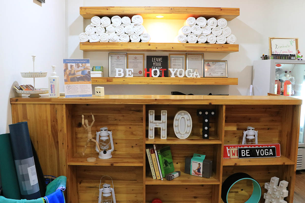Be Yoga Hot Studio - Yoga studio in Brunei
