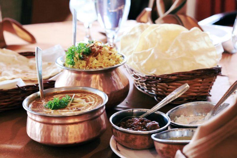 Brunei indian restaurants