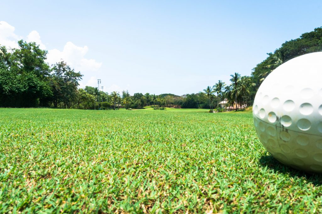汶莱高尔夫体验