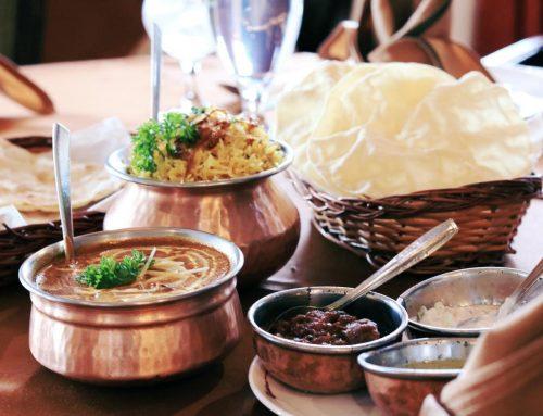 印度料理的3家优选餐厅