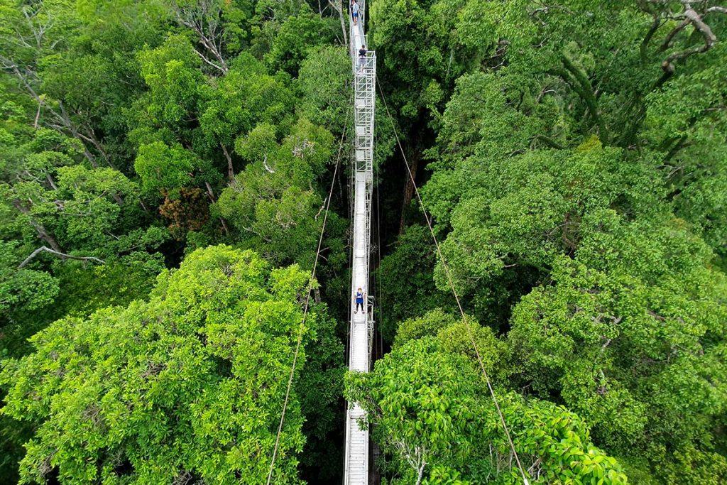 乌鲁淡布隆国家公园5项激发肾上腺素的活动