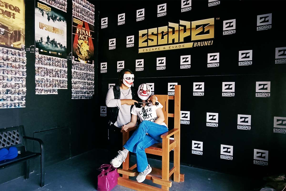 Escape - Brunei