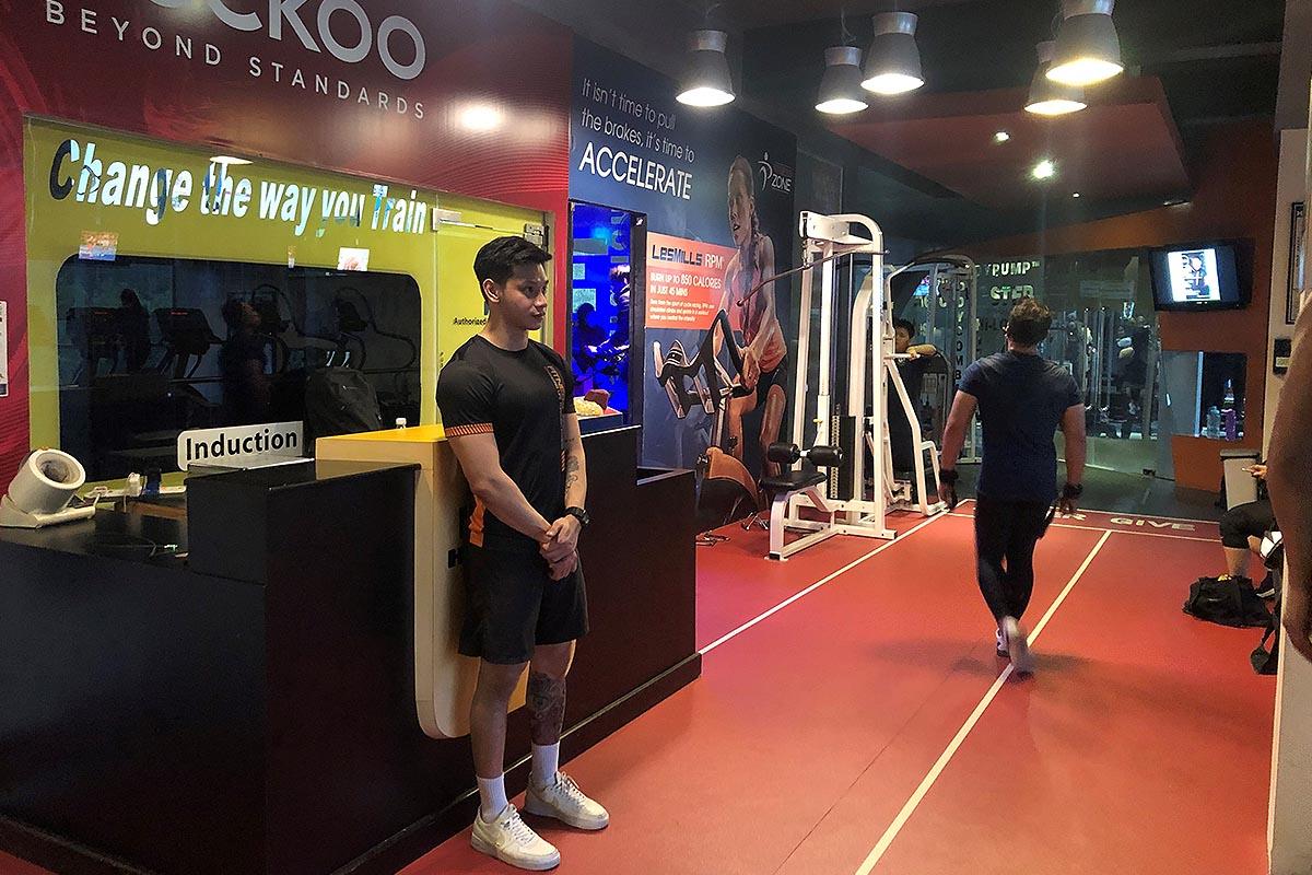 FitnessZone Gym 4
