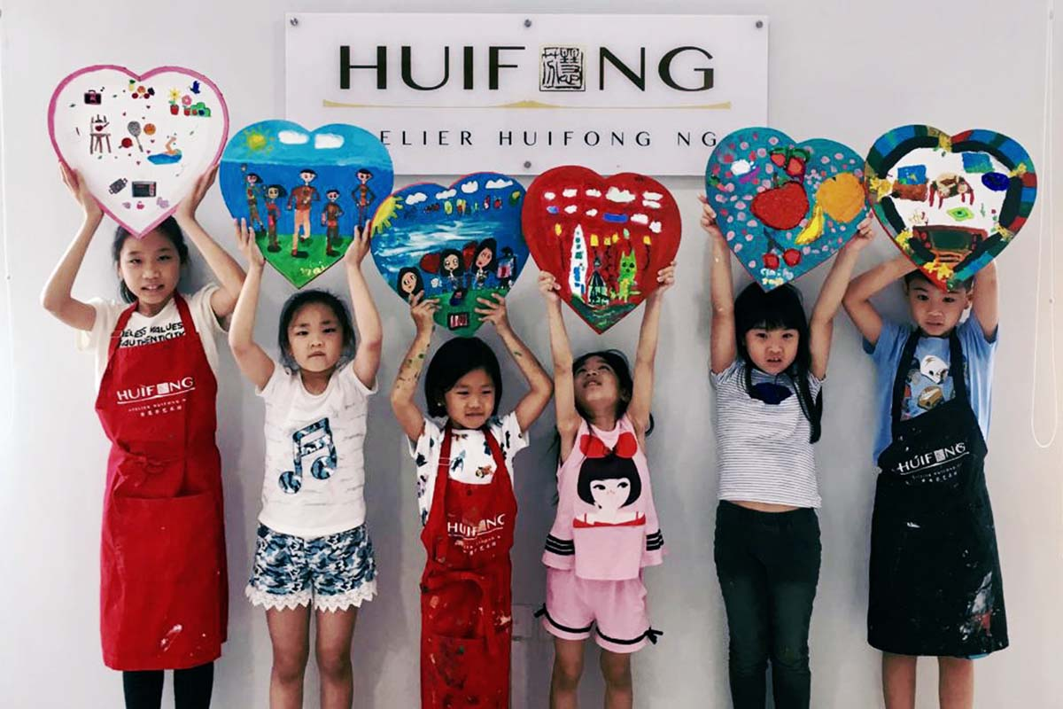 Hui Fong Atelier 2