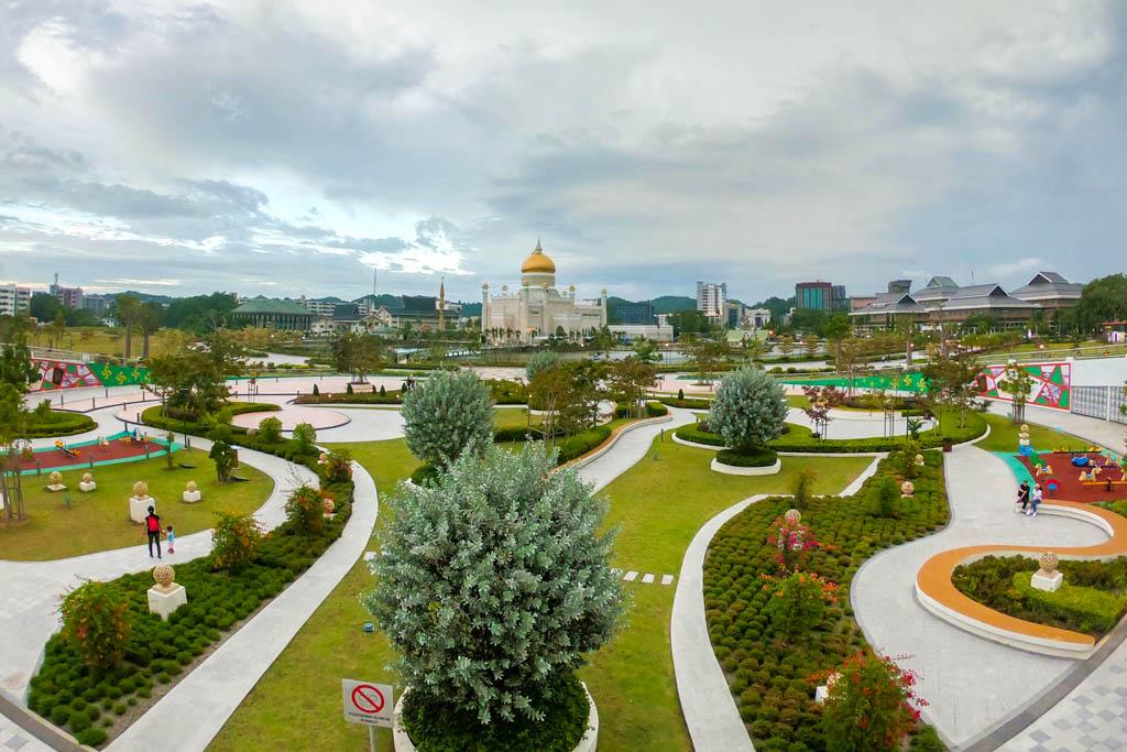 Eco corridor brunei 2020