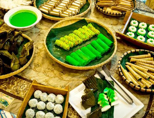 必尝的文莱传统甜点
